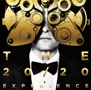 Audio CD Justin Timberlake. The 20/20 Experience