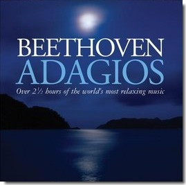 Audio CD Ludiwig van Beethoven. Adagios