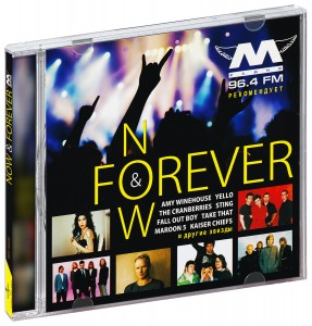 Audio CD Various. Now & Forever