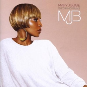 Audio CD Mary J Blige: Growing Pains