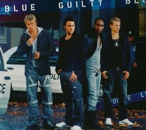 Audio CD Blue: Guilty