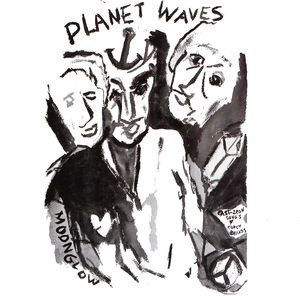 Audio CD Bob Dylan. Planet Waves