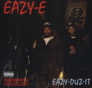 Audio CD Eazy-E. Eazy-Duz-It