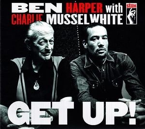 DVD + Audio CD Ben Harper With Charlie Musselwhite. Get Up!