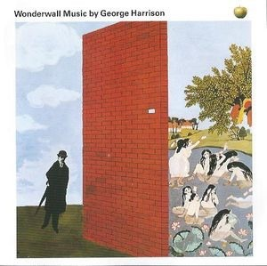 Audio CD George Harrison. Wonderwall Music