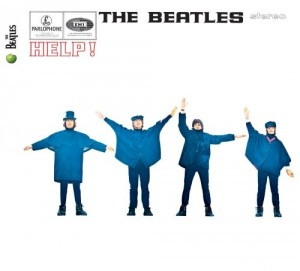 Audio CD The Beatles. HELP! US