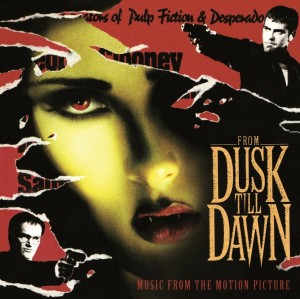 Audio CD Soundtrack. From Dusk Till Dawn
