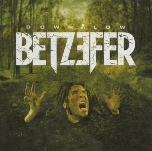 Audio CD Betzefer: Down low