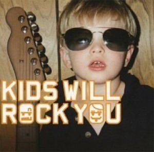 Audio CD Various Artists. Kids Will Rock You