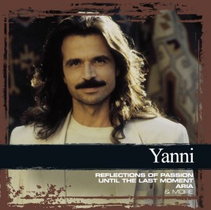 Audio CD Yanni. Collections