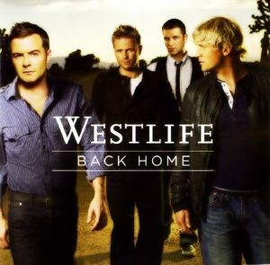 Audio CD Westlife. Back Home