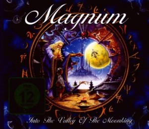 DVD + Audio CD Magnum. Into the valley of the moon king