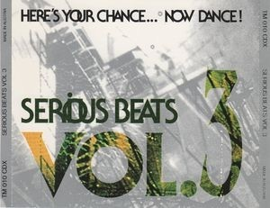 Audio CD Various. Serious Beats Vol. 3