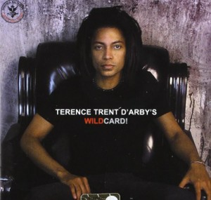 Audio CD Terence Trent D'Arby. Vibrator