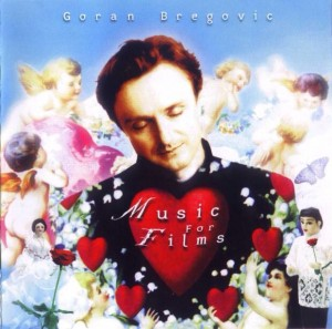 Audio CD Goran Bregovic. Music For Films