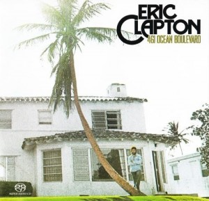 SACD (Super Audio CD) Eric Clapton. 461 Ocean Boulevard. 2004.