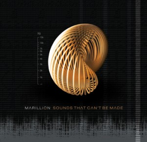 Audio CD Marillion. Sounds that can't be made