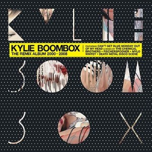 Audio CD Kylie Minogue. Boombox the remix album 2000-2009