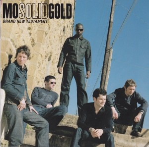 Audio CD Mo solid gold. Brand new testament