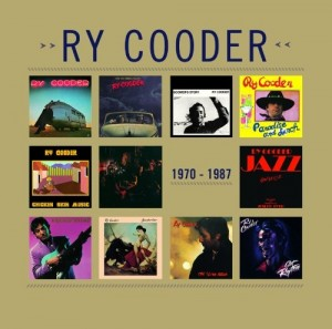 Audio CD Ry Cooder. Complete Albums 1970-1987