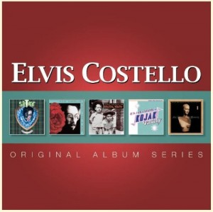 Audio CD Elvis Costello. Original Album Series