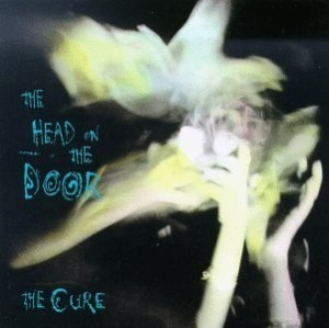Audio CD The Cure. The head on the door