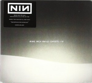 Audio CD Nine Inch Nails. Ghosts I-IV