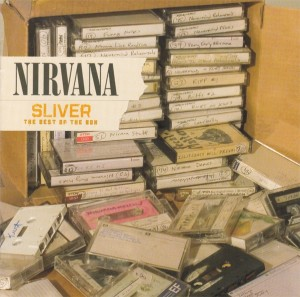 Audio CD Nirvana. Sliver: The best of the box