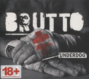 Audio CD Brutto. Underdog