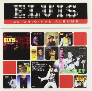 Audio CD Elvis Presley. Original albums classics