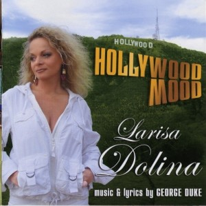 DVD + Audio CD Долина Лариса. Hollywood Mood
