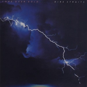 LP Dire Straits. Love Over Gold (LP)
