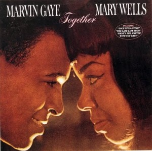 LP Marvin Gaye, Mary Wells. Together (LP)