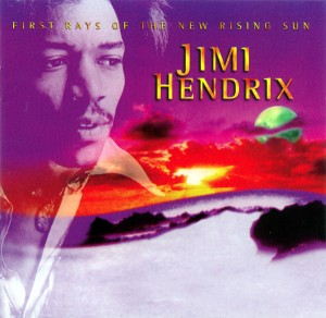 LP Jimi Hendrix. First Rays Of The New Rising Sun (LP)