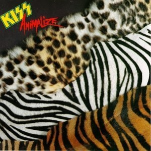 LP Kiss. Animalize (LP)
