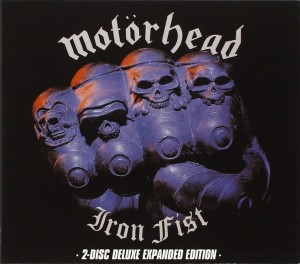 Audio CD Motorhead. Iron Fist (Deluxe Expanded Edition)