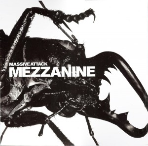 LP Massive Attack. Mezzanine (LP)
