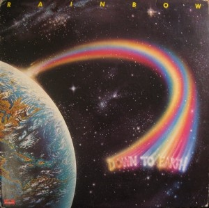 LP Rainbow. Down To Earth (LP)