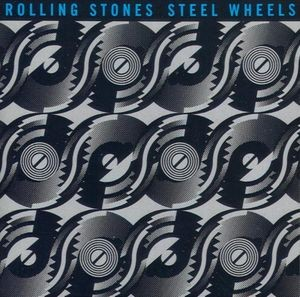 LP The Rolling Stones. Steel Wheels (LP)