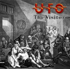 LP UFO. The Visitor (LP)