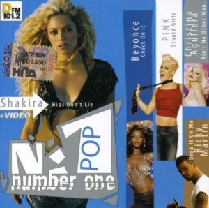 Audio CD Сборник. Number One Pop