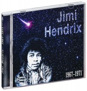 Audio CD Jimmi Hendrix