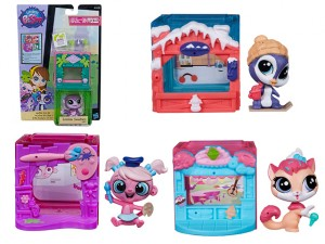 ����� ������������ ������� ����� Littlest Pet Shop � ������������ (B0092)