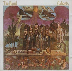 LP The Band. Cahoots (LP)