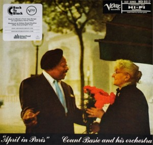 LP Count Basie. April In Paris (LP)