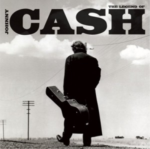 LP Johnny Cash. The Legend Of (LP)