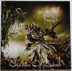 LP Children Of Bodom. Relentless, Reckless Forever (LP)