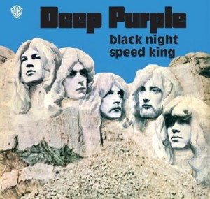 LP Deep Purple. Black Night. Speed King (LP)