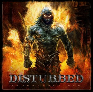 LP Disturbed. Indestructible (LP)