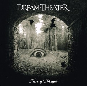 LP Dream Theater. Train Of Thought (LP)